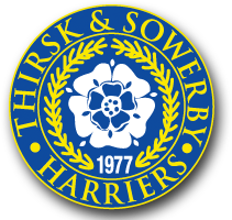 Thirsk and Sowerby Harriers Logo