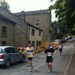 Alan Harman at the Marsden 10