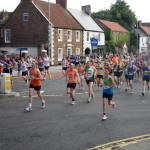 Harriers at the Darlington 10k 2013