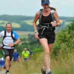 Hester at the Lakeland 50
