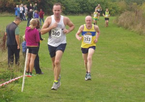 Marc Davies at Acklam XC  061013